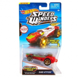 Hot Wheels Speed Winders - Band Attitude járgány