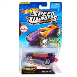 Hot Wheels Speed Winders - Wound-up járgány