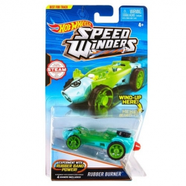 Hot Wheels Speed Winders - Rubber Burner járgány