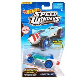 Hot Wheels Speed Winders - Power Crank járgány