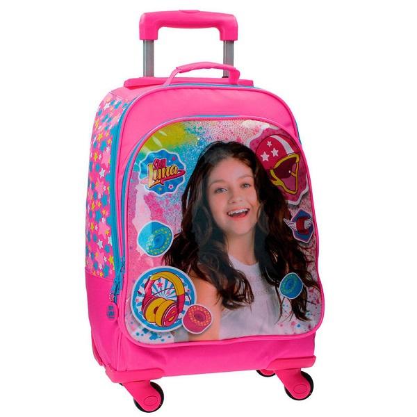 Soy Luna gurulós hátizsák 89d02e5a41