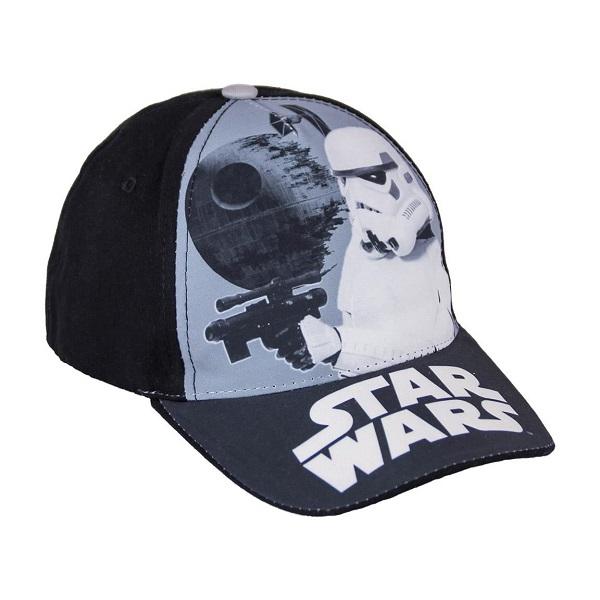 Star Wars baseball sapka - fekete - Gigajáték 40c5e44fe5