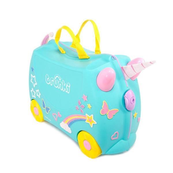 Gyermek bőrönd - Trunki Una - Gigajáték b45dc24de7