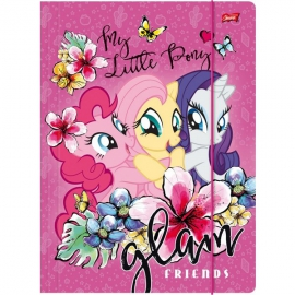 My Little Pony gumis mappa A4