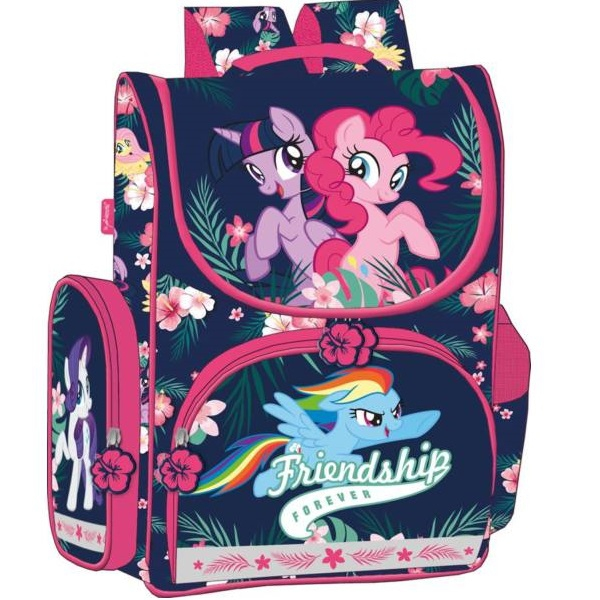 31dfc47d19c8 My Little Pony iskolatáska - Friendship - Gigajáték