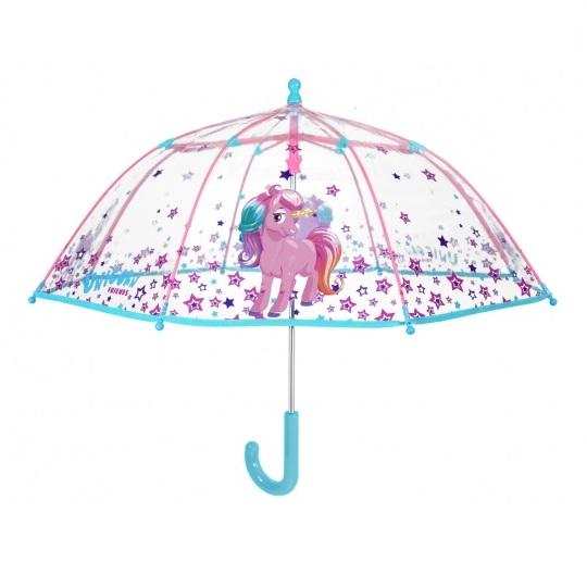 Unikornis átlátszó esernyő - Gigajáték ca7dd0c2d0