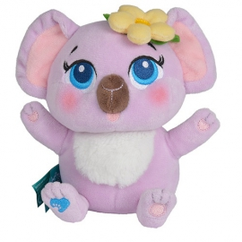 Enchantimals plüss figura 20 cm Dab koala
