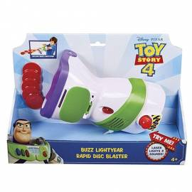 Toy Story Buzz  Lightyear korongkilövő