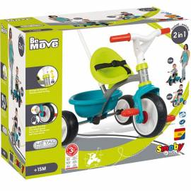Smoby Be Move tricikli 2in1