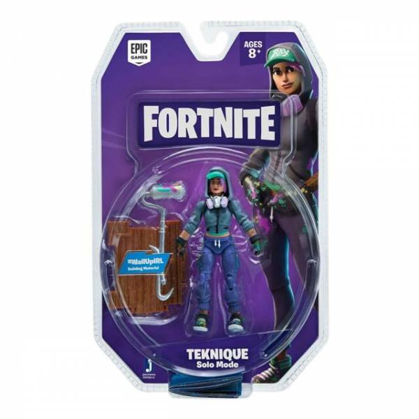 Fortnite Teknique