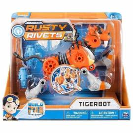 Rusty rendbehozza - Tigerbot figura