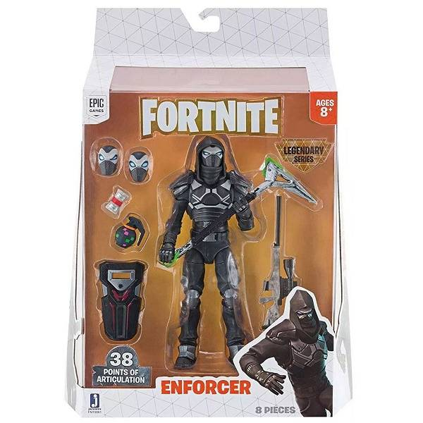 Fortnite Enforce figura szett