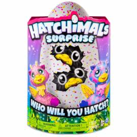 Hatchimals interaktív ikrek - Giraven