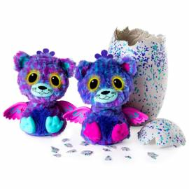 Hatchimals interaktív ikrek - Peacat