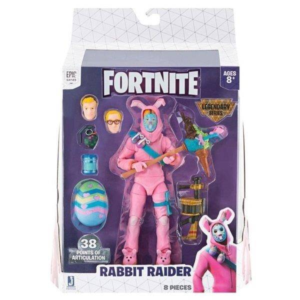 Fortnite Rabbit Raider szett - Legendary Series