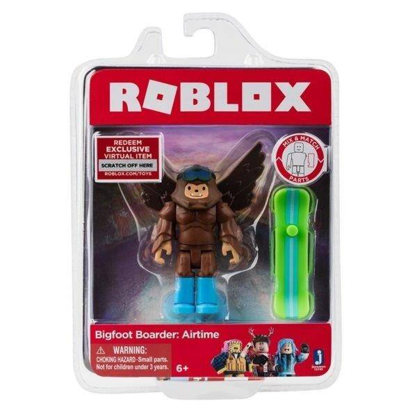 Roblox figura Bigfoot Boarder Airtime