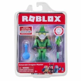 Roblox figura Emerald Dragon Master