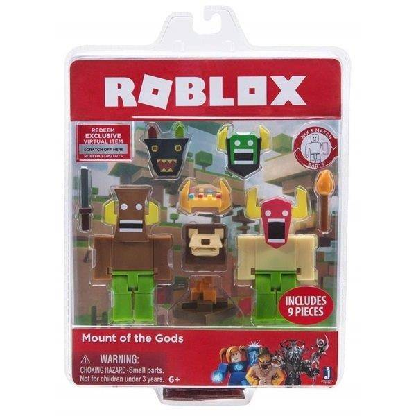 Roblox figura szett 9 db-os - Mount of the Gods