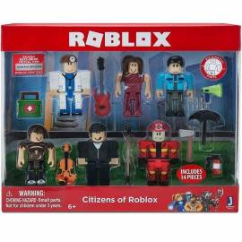 Roblox figura szett 14 db-os - Citizens of Roblox