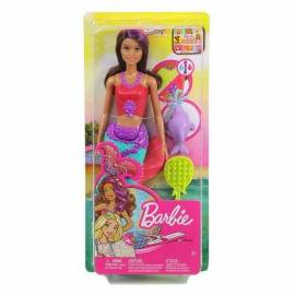 Barbie Dreamhouse Adventures - Sellő Teresa baba