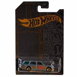 Hot Wheels Satin and Chrome - 1971 Datsun 510 Wagon