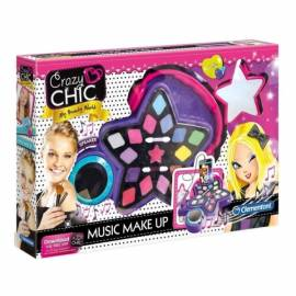Crazy Chic Music Make Up sminkszett