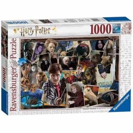 Harry Potter puzzle 1000 db-os Kollázs