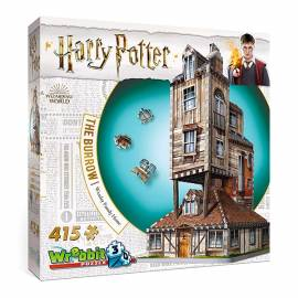 Ravensburger Harry Potter puzzle 3D Wrebbit - Az Odu