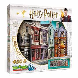 Ravensburger Harry Potter puzzle 3D - Abszol út