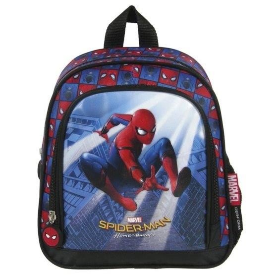Spiderman mini hátizsák 2 rekeszes - Marvel