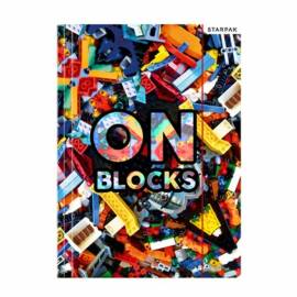 On Blocks gumis mappa A4 - Starpak
