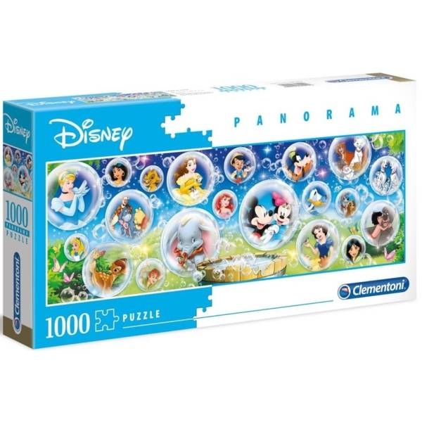 Disney Classic panoráma puzzle 1000 db-os Clementoni