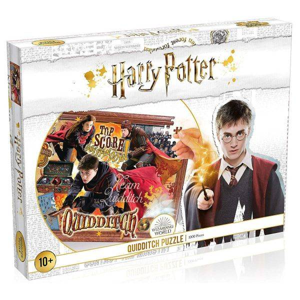 Harry Potter 1000 db-os puzzle Kviddics
